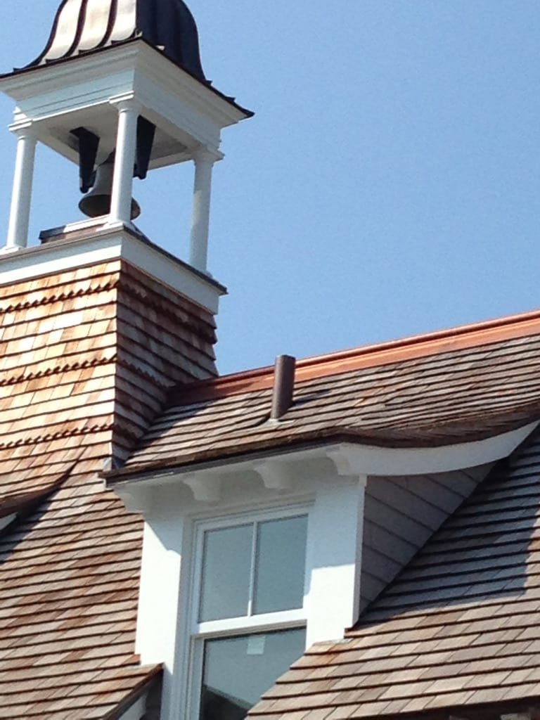 Perfection Cedar Roof