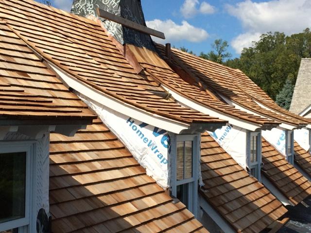 Perfection Cedar Shingle Roof