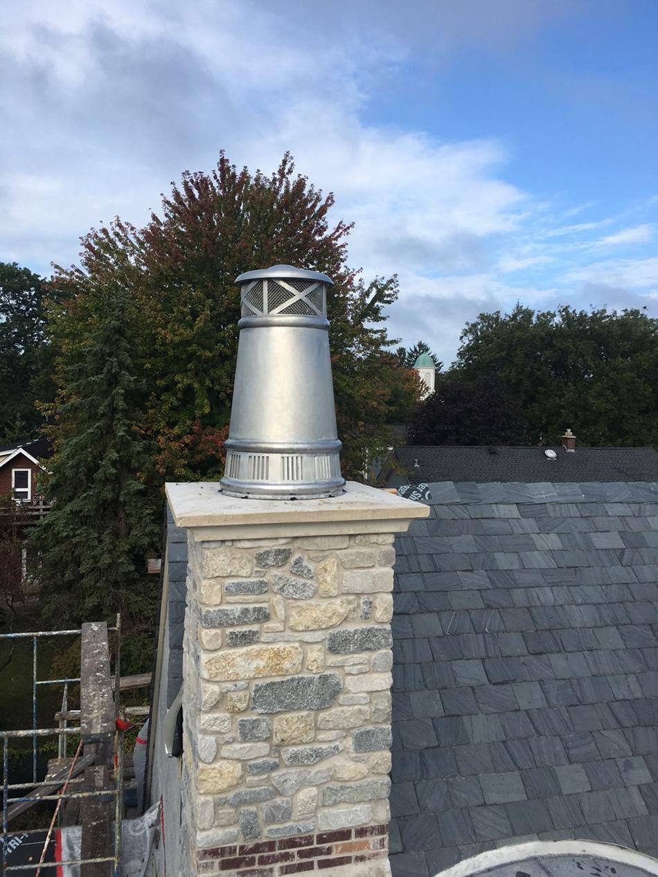 SMW Chimney Pot